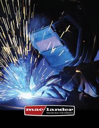 Mac-Lander Trailer Brochure